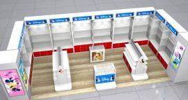 成都母婴(店)展柜展示柜货柜厂家价