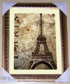 欧美热销 大规格欧式相框,相架Wood Frame 16寸欧式仿古相框