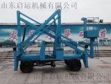 热销产品/套缸式升降机 移动液压升降平台/升降机 /可伸缩升降平台