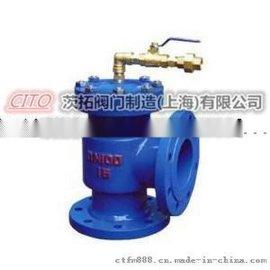 法兰角式H142X-16C液压水位控制阀