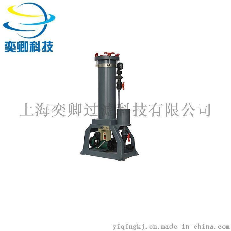 鉻酸電鍍過濾機 上海鉻酸過濾機廠家