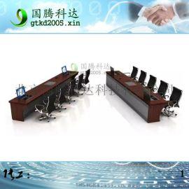 湖南国腾科达钢制调度台控制台操作台厂家