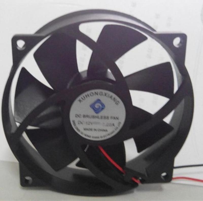 三洋风扇9025圆框打印机械通讯机柜电脑CPU散热风扇