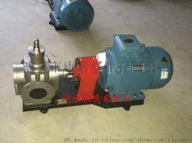 泊头康泰ycb3.3/0.6不锈钢齿轮泵