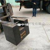 5000kg龙门吊配重砝码1吨-2吨锁型砝码