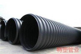 江西钢带增强螺旋波纹管九江厂家