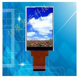 工业温度计3.0寸液晶显示屏MCU接口39PIN显示屏