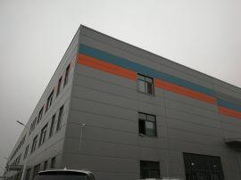 钢结构厂房+聚氨酯夹芯板案例+聚氨酯封边岩棉板案例+宝润达