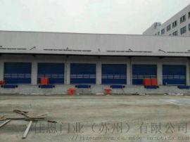 PVC快速门 工业透明提升门