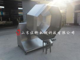 大型八角拌料机产量大效率高