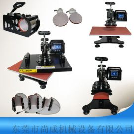 8合1多功能液晶表烫画机,压烫机