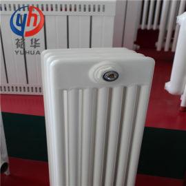 钢七柱低碳钢散热器 大水道钢七柱暖气片