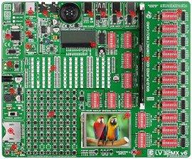 PIC32单片机开发板