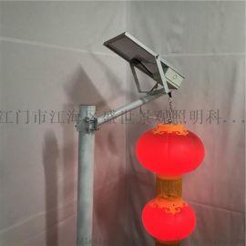 厂家直销太阳能喜庆节日灯笼,400MM