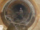 穿墙管道漏水防水补漏