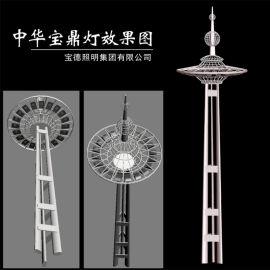 厂家供应15-55米升降式LED高杆灯