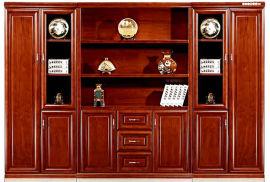 71款油漆木皮书柜文件柜 绿色环保健康家具