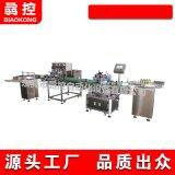 全自动液体灌装机 食品饮料灌装生产线