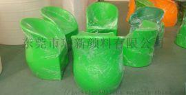塑料滚塑用颜料色粉 广东东莞瑞新调色颜料色粉