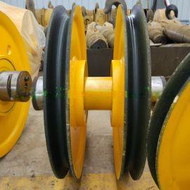 优质厂家专业出售  钢丝绳滑轮组