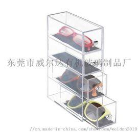 透明亚克力化妆品收纳盒