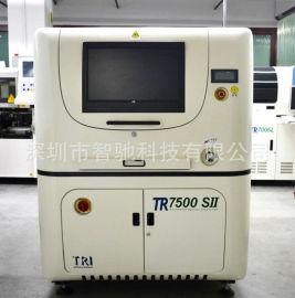 德律TR7500SII在线AOI检测设备