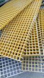 纺织印刷厂防腐玻璃钢格栅