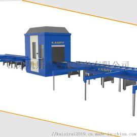 凯斯锐H型钢切割机器人相贯线切割机生产线