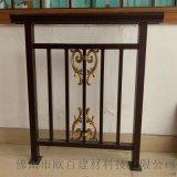 型材焊接铝栏杆扶手 宁波铝栏杆扶手 防锈铝栏杆扶手