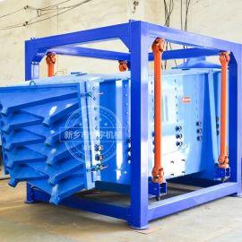 厂家直供FYB系列方形摇摆格筛,机制砂方形摇摆筛