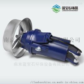 铸铁碳钢不锈钢高速潜水搅拌机