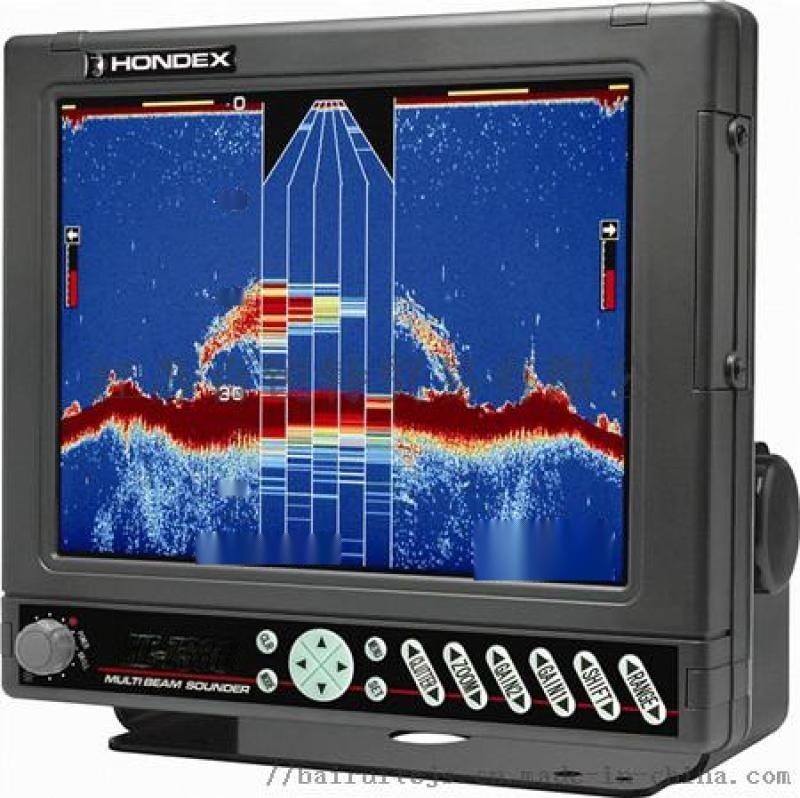 日本HONDEX海馬HE-7380多波束魚探儀