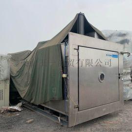 二手21.6平方真空冷冻干燥机出售