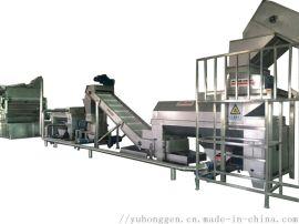 果蔬加工榨汁生产线