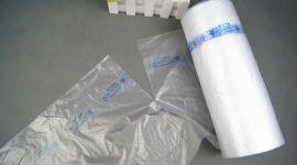 彩印包装塑料袋 超市食品袋 连卷食品袋批发