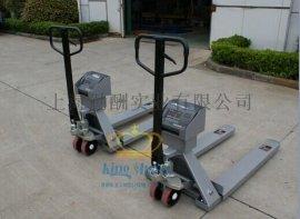 2吨碳钢电子叉车秤上海厂家直销