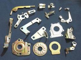 五金冲压件 不锈钢/铝/铜