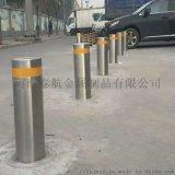 鶴壁不鏽鋼路樁 阻車樁生產廠家 升降柱安裝