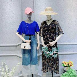 北京女装郑州 她衣柜 花园路店女装尾货背心女装服装