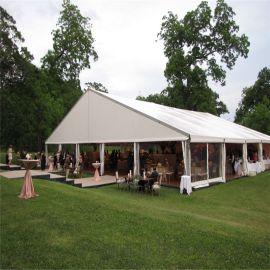 户外铝合金展览帐篷房