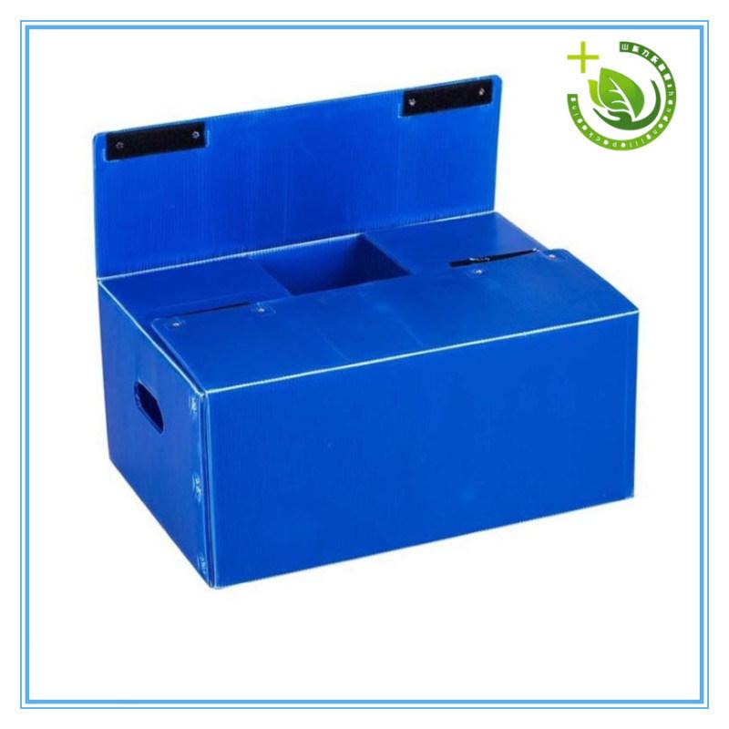 防靜電中空板週轉箱 快遞塑料包裝箱廠家直銷