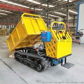 沼泽履带运输车 现货履带运输车 4吨履带运输车