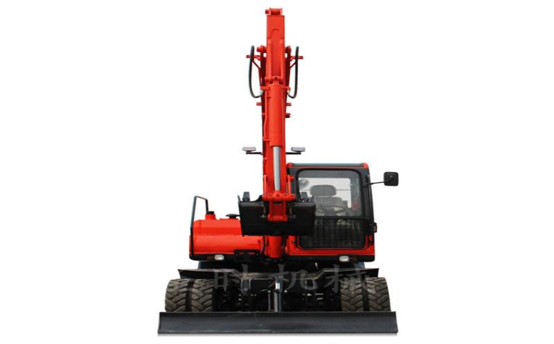 装修物料挖掘机 农田改造小型挖机 桥梁建设挖掘机