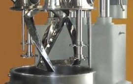 佛山行星动力混合机 双高速分散搅拌机
