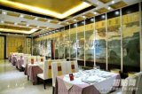瀘州酒店活動隔斷懸吊式摺疊門吊軌式屏風哪家比較好