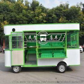 小吃车,多功能餐车,商用移动摆摊车,流动房车