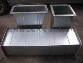 铁皮高温风管可加工订做生产