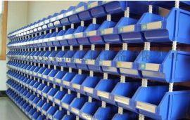 哈尔滨周转箱 零件盒 静音手推车 塑料托盘磁性标签 生产厂家批发