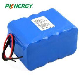 厂家定制18650**电池组15Ah11.1V电瓶车共享单车扫描仪充电**电池