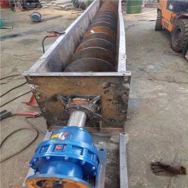 管式水泥螺旋输送机 单螺旋输送机报价 219螺旋输送机